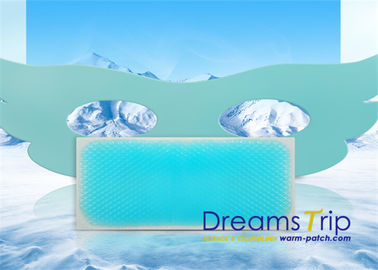 China Ice Compress Pad Gel Eye Mask Patch for 12 hours Office Study Playing TV on Trip factory