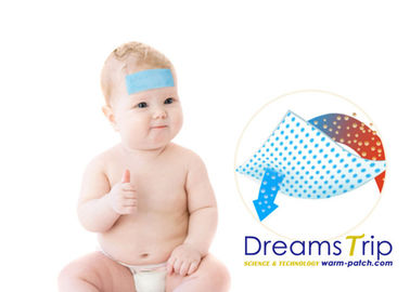 China Ice Compress Cooling Gel Sheet  Eye Pad Reduce Fever Headache for Baby and Adult distributor