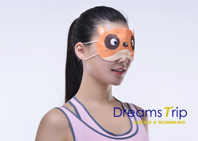 Lavender Heated Steam Eye Mask with Real vapor Released for Tired Dry Eyes